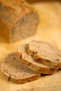 chlieb..Domáci chlebík za 3 minúty