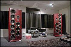 ESA speakers high end audio audiophile