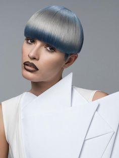 www.estetica.it   Hair: Luigi Neri @CLASS / Styling: Simone Bartolotta & Salvatore Martorana / Make up: Simone Belli / Photo: Fabio M. / Products: L'Oréal Professionnel