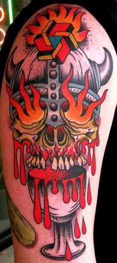 Flame Tattoos, Tatting, January, Skull, Bobbin Lace, Needle Tatting, Skulls, Sugar Skull