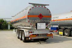 oil semi trailer for sale