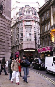 Regent Palace Hotel, Piccadilly,, london