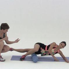 How to use a foam roller - Women's Running