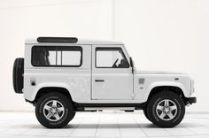 Land Rover Defender - the classic small off roader