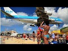 Despite attracting more than one camera-touting tourist, Saint Martin's Maho Beach sounds hellish if. Life Like Robots, Maho Beach St Maarten, Ghost Caught On Camera, San Martin, Cheap Hotels, Beautiful Beaches, Hanging Out, Tourism, Saints