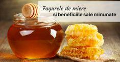 Fagure de miere- beneficii uimitoare de care NU stiai Rina Diet, Honey, Banana