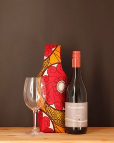 Shop wine totes at Chameleon Goods $14.95 #winelover #wineaccessories