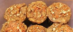 Carrot Cake Muffins – Exercise your mind and body.