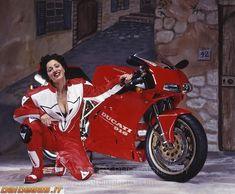 Ducati 916, Bmw S1000rr, Mv Agusta, Ducati Monster, Sexy Latex, Babe, Motorcycles, Sexy Women, Motorbikes