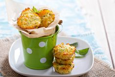 Zucchini & Egg Breakfast Muffins Recipe – Kayla Itsines