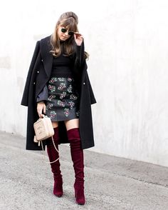 Fashion Blogger Outfit Ideas - Best #OOTD Instagrams