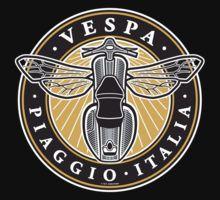 Vespa Piaggio Italia by DoubleGood