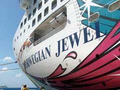 Norwegian Cruise Line Jewel Review