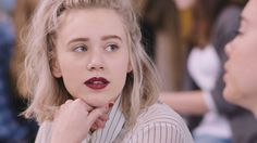 Get the Skam Look Noora Skam Style, Pretty People, Beautiful People, Skam Aesthetic, Famous Girls, Camila, Tumblr Girls, Hair Inspo, Norway