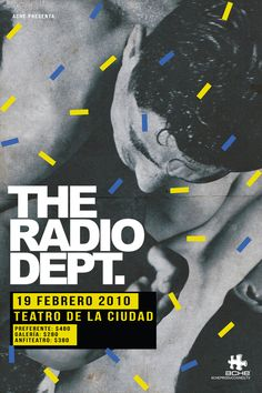 The Radio Dept. | Poster