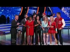 """Team """"Trouble"""" Freestyle - Dancing with the Stars Season 20 Week 6 - YouTube"""
