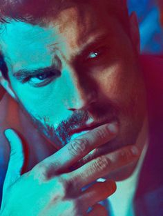 """Jamie Dornan for GQ British Magazine February 2015 by Hunter & Gatti #JamieDornan #50ShadesofGrey """