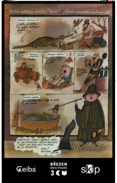 Plakát - Knižní vandlové Alphabet, Baseball Cards, Reading, Painting, Art, Art Background, Alpha Bet, Painting Art, Kunst