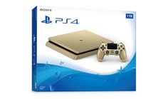 1TB Gold PS4 Slim Days of Play Sales Event Confirmed #Playstation4 #PS4 #Sony #videogames #playstation #gamer #games #gaming