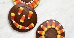We dont often give you a behind-the-scenes look at what goes into creating the food section of Good Housekeepingwe should! So lets change that and chat about th   See more about Candy Corn, Halloween and Halloween Cookies.