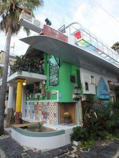 Naoshima Bath by Shinto Ohtake  #japan #naoshima #sento