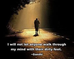 Well said by Gandhi jee ever..