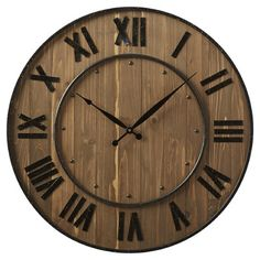You'll love the Turner Wall Clock at Joss & Main - With Great Deals on all products and Free Shipping on most stuff, even the big stuff.