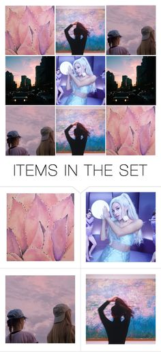 """{requested cropped icon • gigi}"" by kk-purpleprincess ❤ liked on Polyvore featuring art and kkscroppedicons"