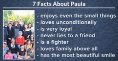 7 Facts About You!