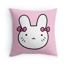 Bow Bunny Face