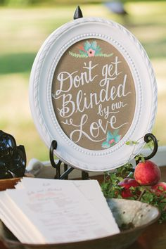 don't get blinded by our love - sunglasses to pass out at the ceremony! | Ashleigh Jayne