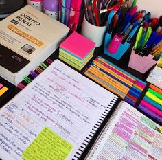 Colorful study