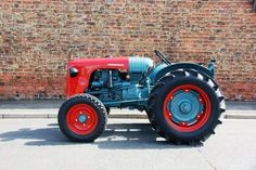 Exotic Looking All-Terrain 1955 Lamborghini DL25 Tractor Now On Sale