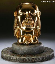 Indiana Jones: Fertility Golden Idol, Fertig-Modell ... http://spaceart.de/produkte/idj004.php
