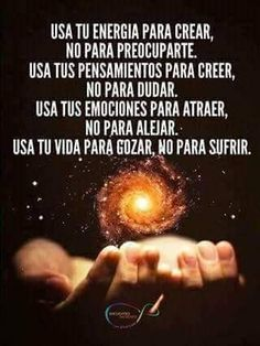 #triskelate #espiritualidad #autoayuda Positive Phrases, Motivational Phrases, Positive Thoughts, Positive Quotes, Cool Words, Wise Words, Best Quotes, Life Quotes, Qoutes