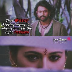 Bahubali Movie, Prabhas And Anushka, Filmy Quotes, Love Rules, Name Wallpaper, Favorite Movie Quotes, Mr Perfect, Actor Picture, Uplifting Words