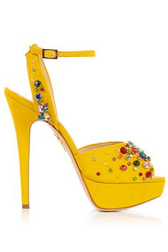 Charlotte Olympia - 2014 Spring-Summer