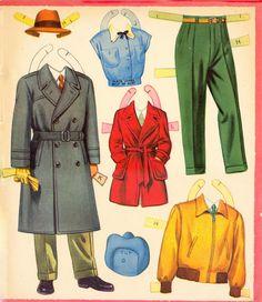 June & Stu Erwin 1954 Saalfield 2735 - Bobe Green - Álbumes web de Picasa