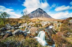 The Mighty Buachaille Etive Mor by Kevin Ainslie on 500px