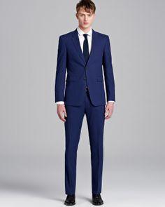 Burberry London Millbank Cotton Sport Coat & Trousers