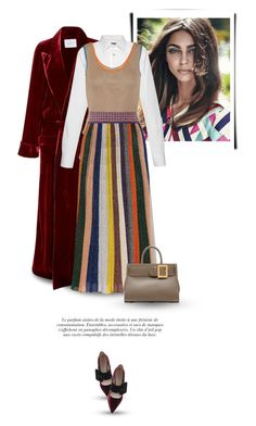 """""""13.03.2017"""" by bliznec-anna ❤ liked on Polyvore featuring Racil, Dolce&Gabbana, Loewe, Missoni and Attico"""