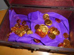 Pirates: 100th Day of School Treasure Hunt!