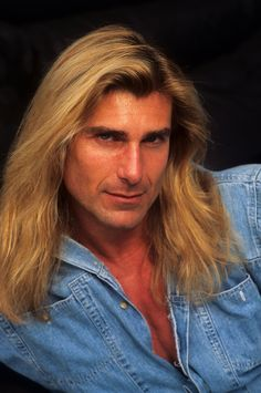 LOS ANGELES - 1996:  Model Fabio aka Fabio Lanzoni poses for a portrait in 1996 in Los Angeles, California. (Photo by Donaldson Collection/Michael Ochs Archives/Getty Images)  via @AOL_Lifestyle Read more: http://m.aol.com/article/2016/03/17/famed-model-fabio-wants-a-wife-and-this-is-what-hes-looking/21329684/?a_dgi=aolshare_pinterest#fullscreen