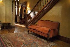 Elementary set design - Sherlock's brownstone