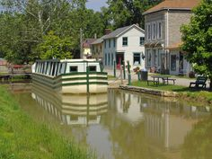 Metamora, Indiana's only functioning canal town, boasts over 50 unique shops and eateries as well as special events throughout the year that celebrate the town's unique history.   http://www.metamoraindiana.com/