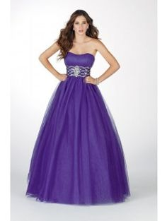 Sweetheart Ruched Beading Ball Gown Sleeveless Tulle Prom Dress