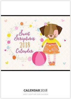Sweet Scripture 2018 Calendar