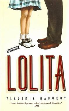 """One of my favorites from """"Covering Lolita.""""  I'd love to own a copy!  (2008 INDO Serambi, Jakarta.)"""