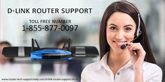 Call us now to resolve your D-Link Router issues at our toll-free number 1-855-887-0097.