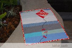 Mini Quilts – Kelli's Mini Quilt » The Quilt Engineer